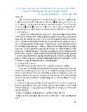 Các vấn đề đặt ra khi triển khai việc dạy và học tiếng Anh chuyên ngành tại Đại học Nha Trang
