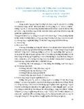 Giải pháp nâng cao năng lực tiếng Anh chuyên ngành cho sinh viên trường Đại học Nha Trang