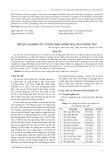 Kết quả nghiên cứu tuyển chọn giống hoa trà ở Hưng Yên