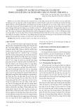 Nghiên cứu vai trò và sự tham gia của phụ nữ trong sản xuất hoa tại huyện Mộc Châu và Vân Hồ, tỉnh Sơn La
