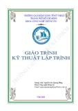 Giáo trình Kỹ thuật lập trình - CĐ Kinh tế Kỹ thuật TP.HCM