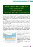 Tổng quan về các nguyên tố đất hiếm – Một số kết quả ban đầu ứng dụng đất hiếm trong nuôi trồng thủy sản tại Việt Nam