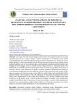 Một số phân tích và khảo sát thiết kế kháng xoắn cầu dầm hộp cong nhịp liên tục bê tông cốt thép dự ứng lực