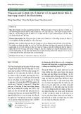 Tổng quan một số chính sách về nhân lực y tế cho người dân tộc thiểu số: Thực trạng và một số yếu tố ảnh hưởng