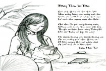 Phân tích bài thơ Đây thôn Vĩ Dạ Ngữ Văn 11