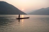 Tổng hợp những bài văn mẫu hay về đoạn trích Người lái đò sông Đà - Nguyễn Tuân
