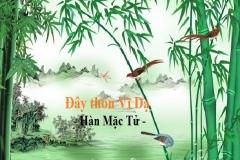14 bài văn mẫu hay về bài thơ Đây thôn Vĩ dạ của Hàn Mặc Tử