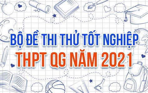 EXAM.03: Bộ 280+ Đề Thi Thử THPT Quốc Gia 2021