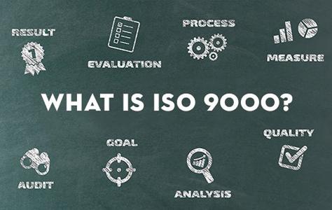CEO.17: Bộ Tài Liệu Tiêu Chuẩn ISO 9000 Doanh Nghiệp Sản Xuất