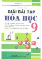 Hướng Dẫn Giải Bài Tập Hóa Học 9
