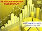 Mẫu slide powerpoint tìm hiểu thị trường kinh doanh