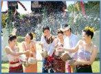 Bộ sưu tập hình ảnh lễ hội té nước ở Thái Lan